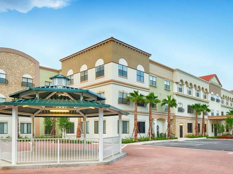 Orlando ALF – Class A with 131 Unit Facility – Newly Built and Operational