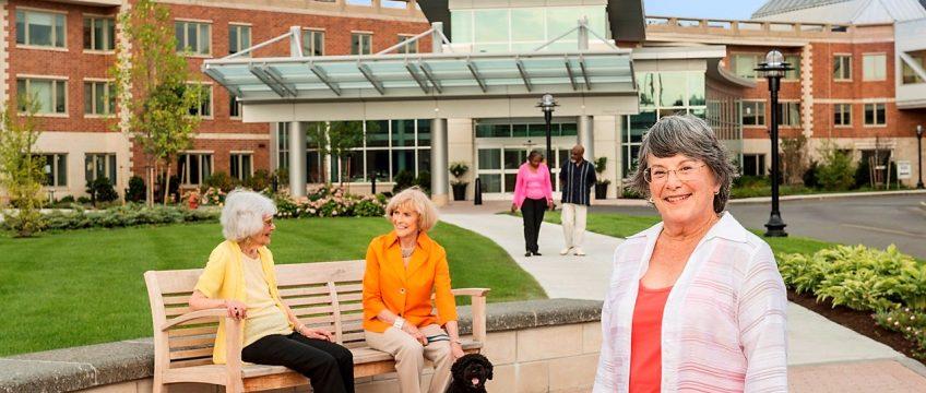 Delightful Senior Housing Finance Activity: Ziegler, Harborview Capital Partners
